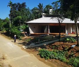 Cách hạ nhiệt bởi gió Lào cho ngôi nhà ở miền Trung