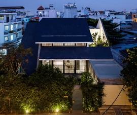 Vẻ đẹp 'gây nghiện' của ngôi nhà giữa Sài Gòn hoa lệ