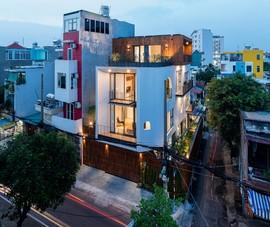Ngôi nhà 'không thấy cửa ra vào' độc đáo giữa Sài Gòn