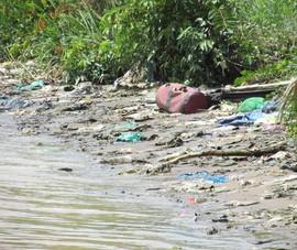 Cần Thơ sẽ thu gom rác tự động trên sông từ năm 2019