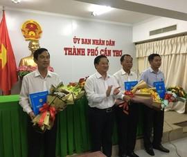 TP Cần Thơ: Hai sở có giám đốc mới