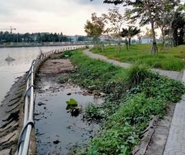 Lãnh đạo Cần Thơ nhận khuyết điểm về công trình hồ Búng Xáng