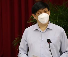 Bộ trưởng Y tế: Cần Thơ phải đẩy nhanh xét nghiệm và giãn cách thật nghiêm