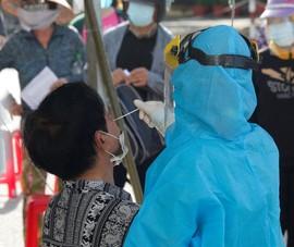 Cần Thơ: 3 ngày xét nghiệm toàn dân phát hiện 205 người nhiễm COVID-19