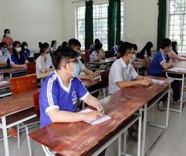 Học sinh nơi khác tránh dịch ở Cần Thơ làm sao để được đi học ?