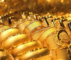 Giá vàng miếng vọt lên trên 48 triệu đồng/lượng