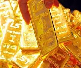 Giá vàng bất ngờ tăng sốc vào cuối phiên