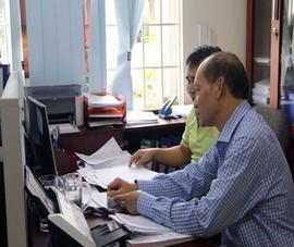 Nộp thuế điện tử với cá nhân còn nhiều khó khăn