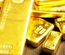Giá vàng duy trì phiên tăng giá thứ 4 liên tiếp