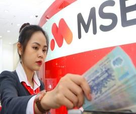 MSB trả cổ tức bằng cổ phiếu tỉ lệ 30% để 'nới' vốn điều lệ