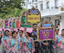 Trang trọng Lễ tế tổ bách nghệ Việt Nam