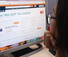 Mua hàng trả góp trên mạng: Xu hướng dần rõ nét