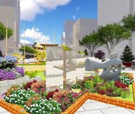 Đưa điêu khắc vào đường hoa Nguyễn Huệ tết Bính Thân