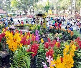 TP.HCM khai mạc Hội hoa xuân sớm hơn mọi năm