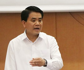 Bộ Chính trị đình chỉ chức Phó Bí thư của ông Nguyễn Đức Chung