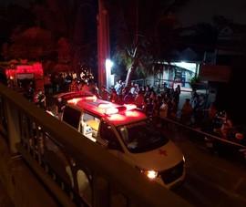 Thương tâm: Cháy nhà, 6 người ở TP Thủ Đức tử vong