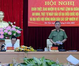 Bộ trưởng Tô Lâm: Bảo vệ cuộc bầu cử ở cấp độ cao nhất
