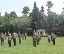 Học viên các trường Đại học Công an 'tiếp lửa' cho TP.HCM  phòng chống Covid-19
