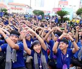 Hơn 80.000 chiến sĩ tham gia chiến dịch Mùa hè xanh 2015