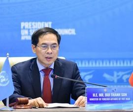 Hội đồng Bảo an LHQ thông qua Nghị quyết Việt Nam đề xuất