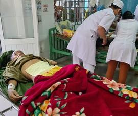 Tang thương một gia đình ở Trà Leng