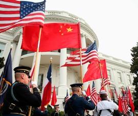 Năm 2020 kết thúc, quan hệ  Mỹ-Trung trượt dài