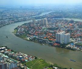 Nhiều ý tưởng khai thác dịch vụ ven sông Sài Gòn