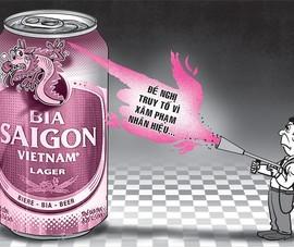 Đề nghị truy tố vụ xâm phạm nhãn hiệu bia Sài Gòn