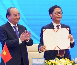 Kỳ tích xuất siêu mở ra vị thế mới của Việt Nam