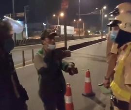 Giám sát công vụ nhìn từ vụ YouTuber quay phim CSGT