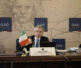 G20 nhóm họp bàn cách phục hồi kinh tế sau đại dịch COVID-19