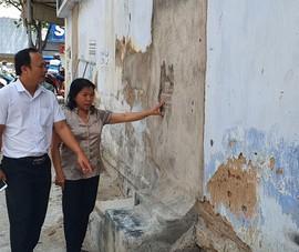 Loay hoay điều tra vụ sửa nhà bị xử hình sự