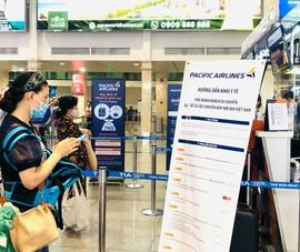 Hàng không, đường sắt tăng chuyến phục vụ khách dịp lễ