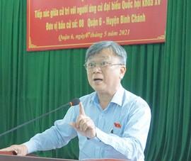 3 lý do ông Trương Trọng Nghĩa tự ứng cử ĐBQH