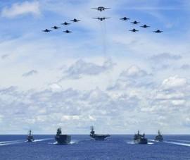 Hiểu sao việc Úc đề cập 'chiến tranh' với Trung Quốc?