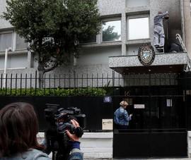 Đại sứ quán Cuba ở Pháp bị tấn công