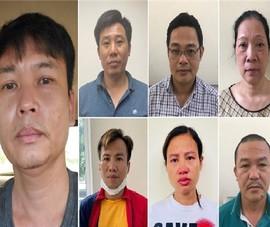Lý do tổng giám đốc công ty cây xanh Hà Nội bị bắt