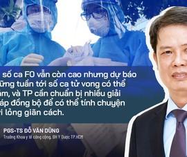 Đường đi của dịch và giải pháp cho TP.HCM những ngày tới