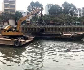 TP.HCM: Làm sạch những dòng kênh đầy rác