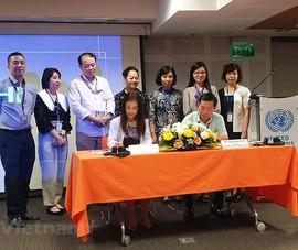 UNFPA cung ứng thiết bị chăm sóc sức khỏe cho Việt Nam