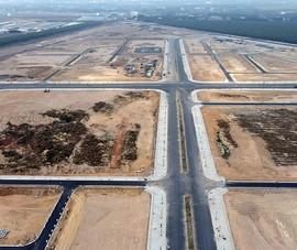 Đồng Nai gặp khó khăn trong bồi thường đất ở sân bay Long Thành