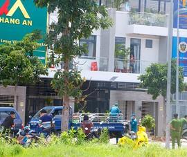 Công an Bình Dương thông tin vụ 2 người chết trong công ty bất động sản