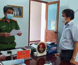 Khởi tố 2 phó giám đốc sở, 1 cục phó ở Phú Yên