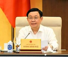 Xin ý kiến Bộ Chính trị việc tổ chức phiên tòa trực tuyến
