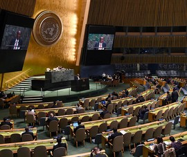 Nóng chuyện công bằng và bản quyền vaccine ở Liên Hợp Quốc