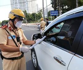 Đề xuất tăng mức phạt vi phạm giao thông gấp 10 lần
