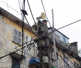 70% dân Hà Nội ủng hộ bỏ loa phường