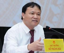 Chủ tịch Asanzo đến trụ sở Bộ Tài chính