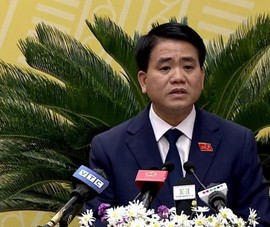 Chủ tịch Hà Nội: GĐ Sở Tài chính nói sai vụ nước sông Đuống