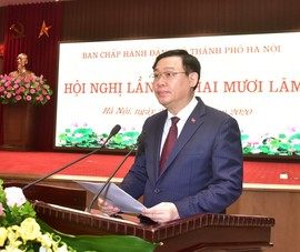 Dân Hà Nội sẽ có thu nhập bình quân 8.500 USD vào năm 2025